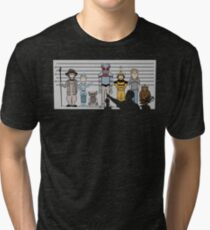 The Unusual Suspects Tri-blend T-Shirt