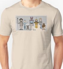 The Unusual Suspects Unisex T-Shirt