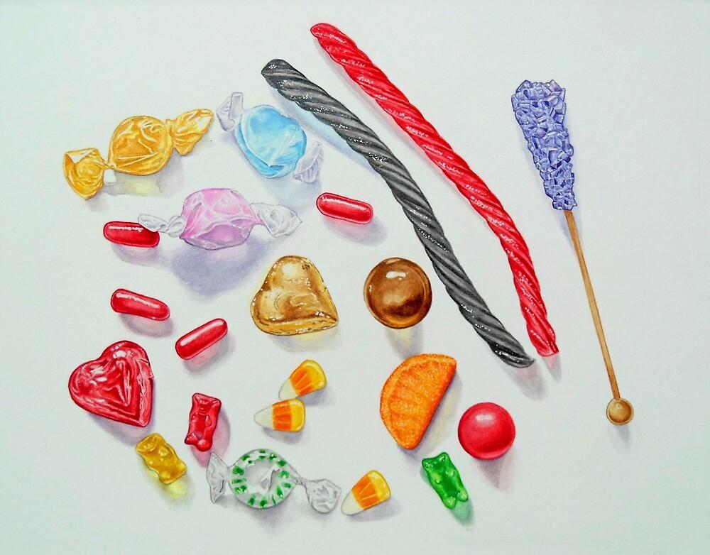 Candyland by joeyartist