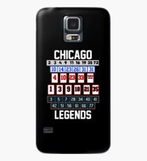 Chicago Legends Case/Skin for Samsung Galaxy