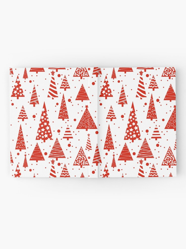 Alternate view of A Red Christmas Hardcover Journal