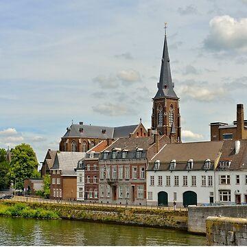 Maastricht, Netherlands by skyfish