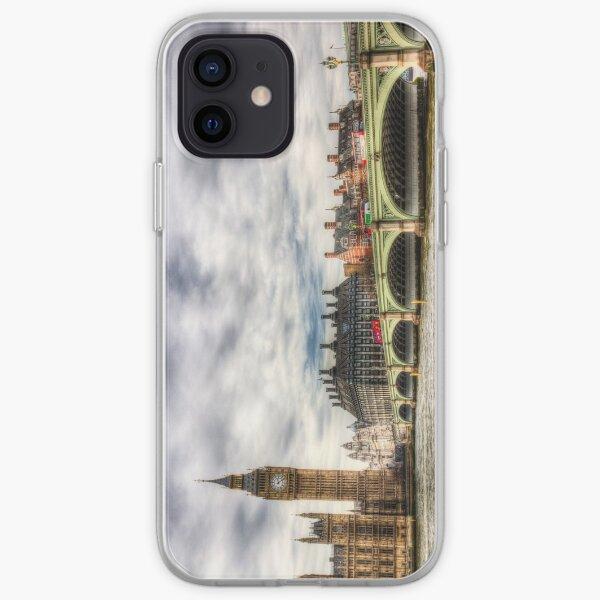Westminster Bridge London iPhone Soft Case