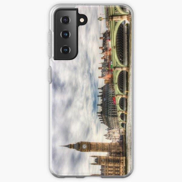 Westminster Bridge London Samsung Galaxy Soft Case