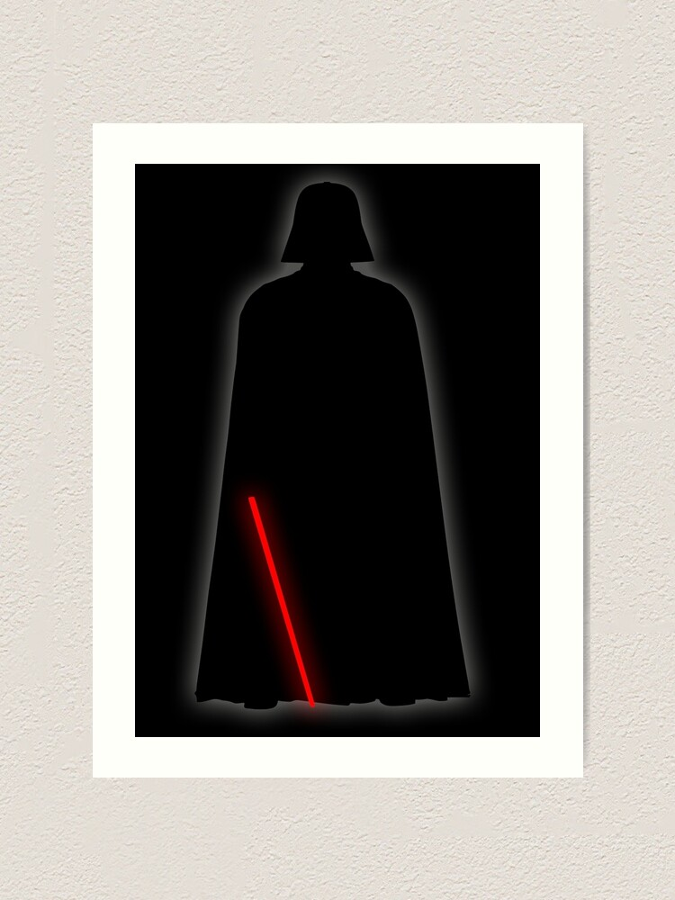 Alternate view of Sith  Art Print