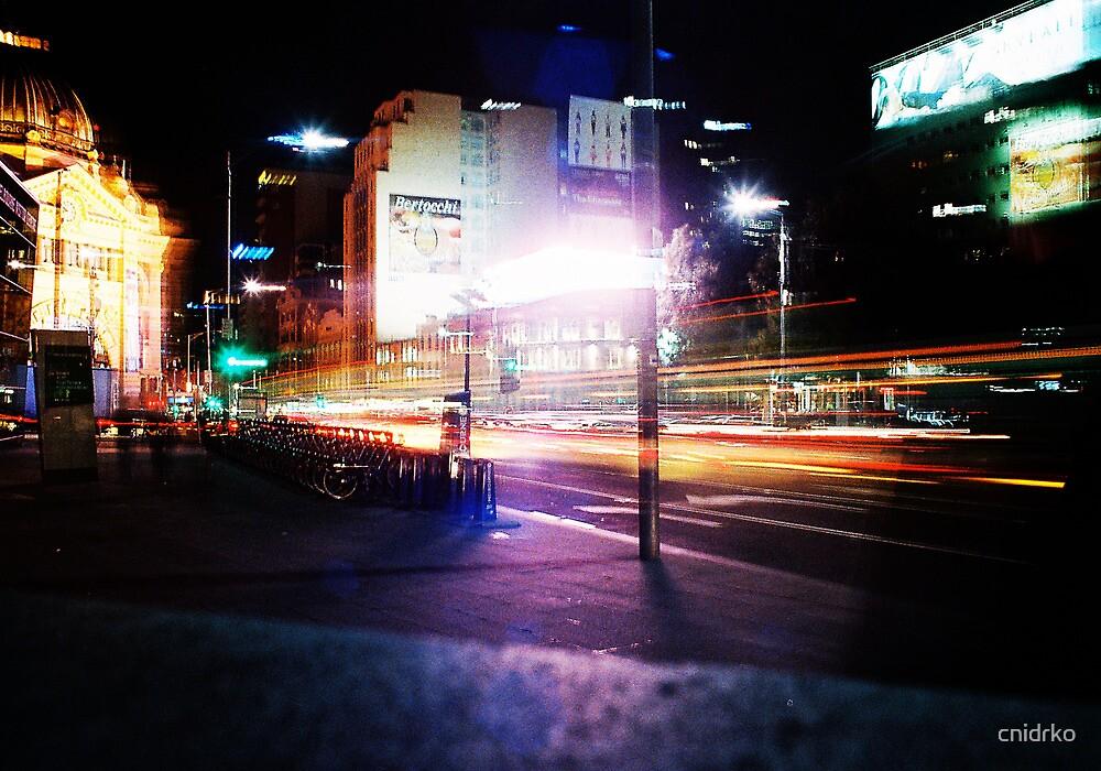 Flinders Blur by cnidrko