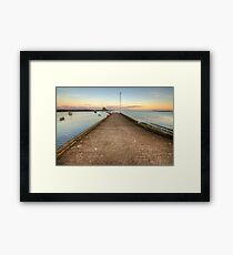 Lindisfarne Framed Print