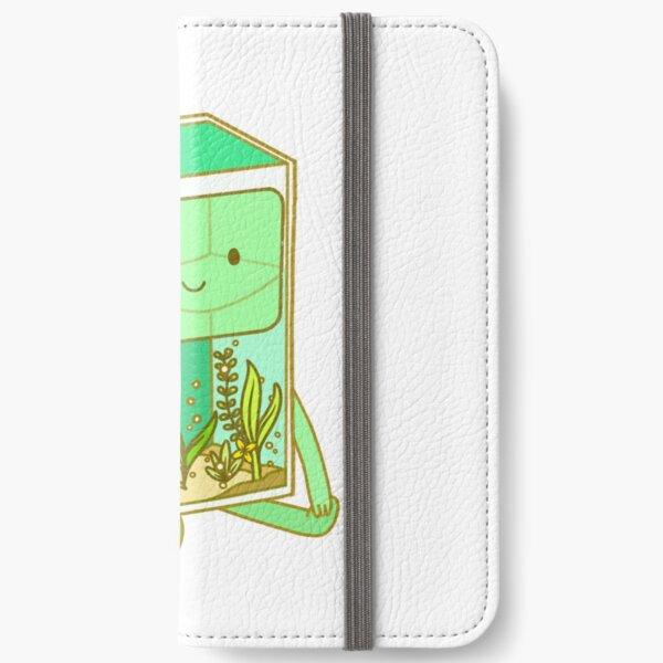 The BMO Aquarium iPhone Wallet