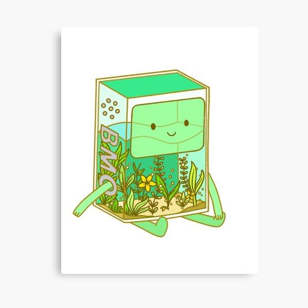 The BMO Aquarium Canvas Print