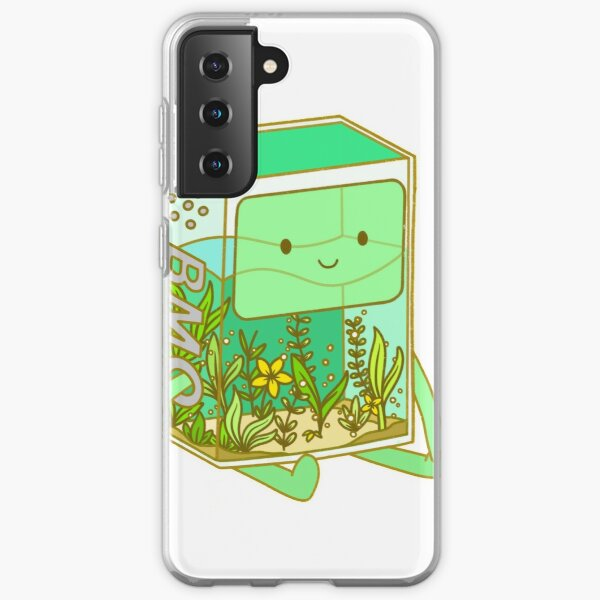 The BMO Aquarium Samsung Galaxy Soft Case