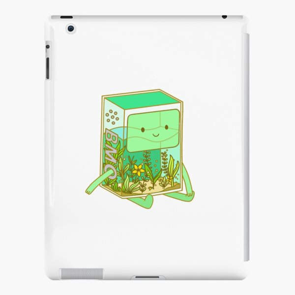 The BMO Aquarium iPad Snap Case