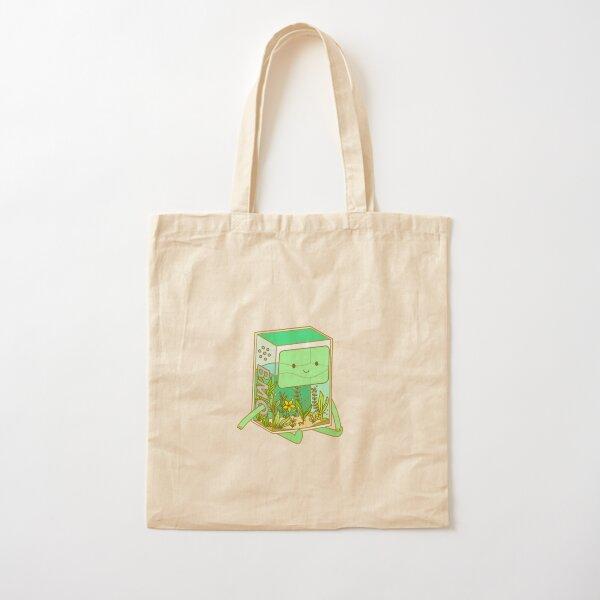 The BMO Aquarium Cotton Tote Bag