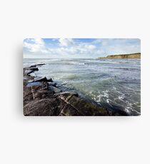 Kimmeridge Bay Canvas Print
