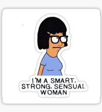 Classic Tina Sticker