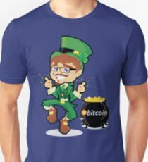 Bitcoin Leprechaun T-Shirt