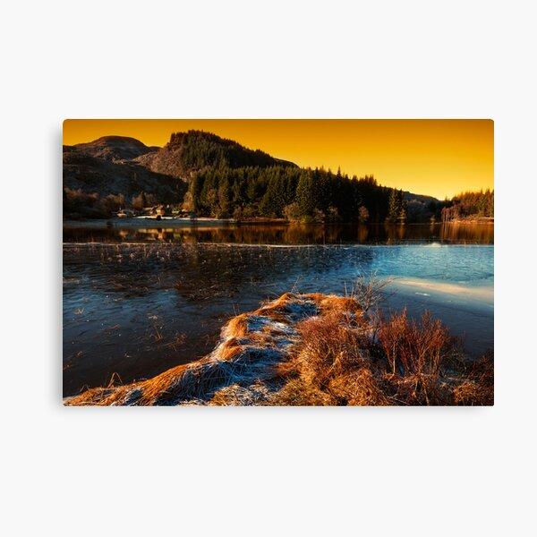 Loch Chon Canvas Print