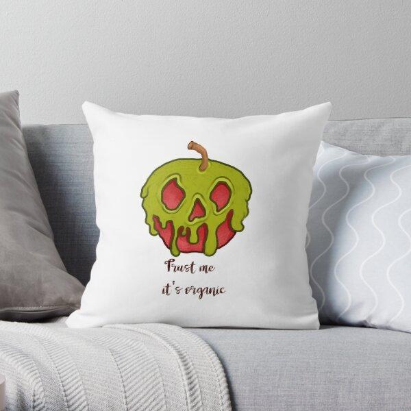 Poisoned Apple Coussin