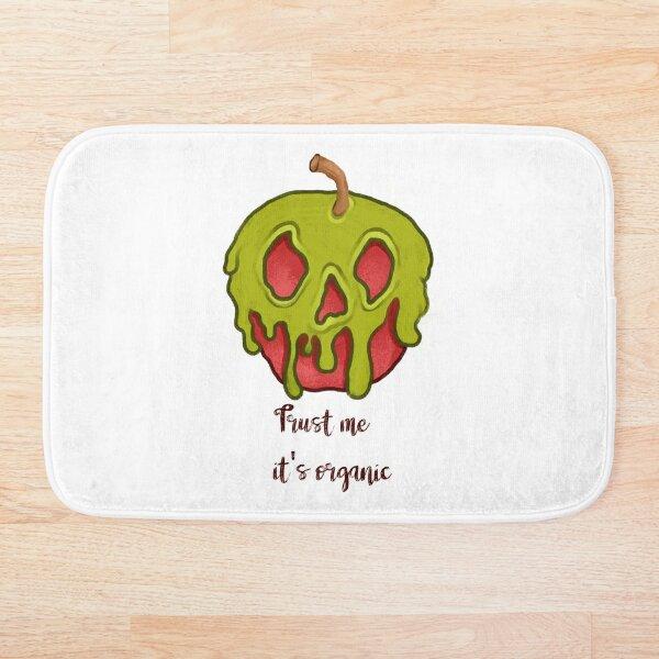 Poisoned Apple Tapis de bain