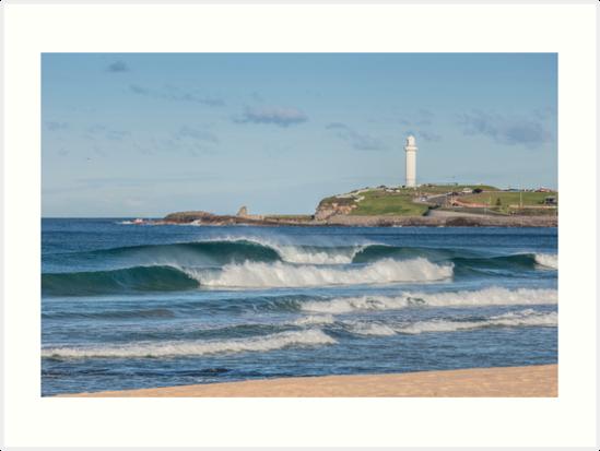 North Wollongong Beach\