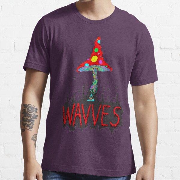 MushrOom Wavves Essential T-Shirt