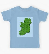Cycling in Ireland Kids Clothes