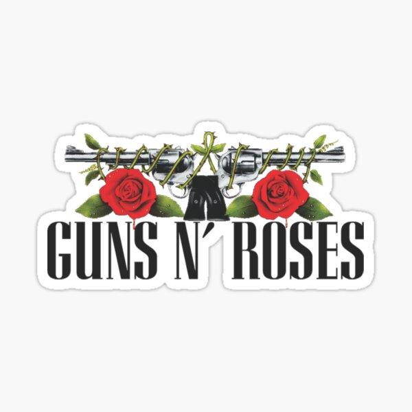 pistola y pistolas Pegatina