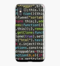 Monokai Minified iPhone Case