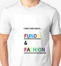 FUND$ & FA$HION T-Shirt