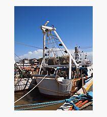 the vessel Photographic Print