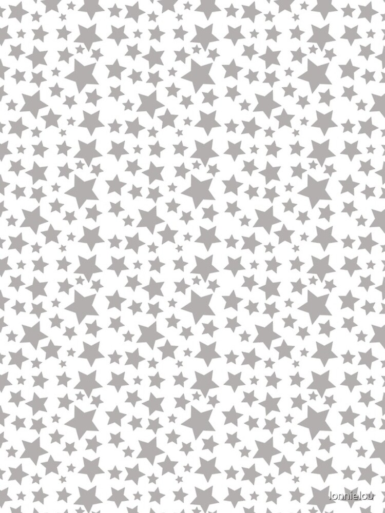 Grey Starry Sky by lonnielou