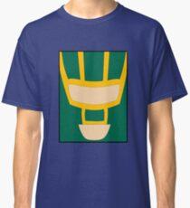 Kick Ass (minimal) Classic T-Shirt