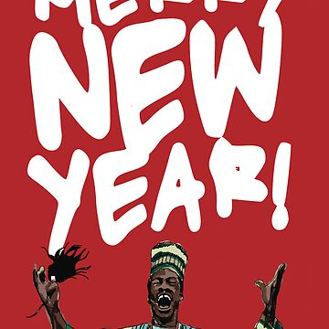 Merry New Year! (Beef Jerky Time) by Socialfabrik