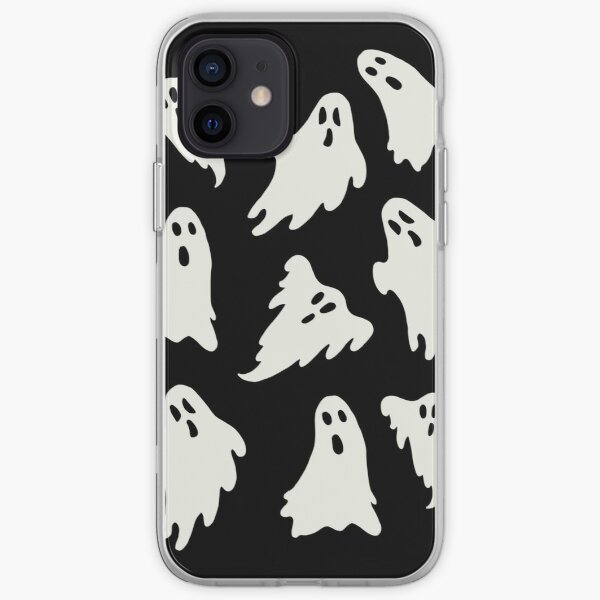 ghosts  iPhone Soft Case