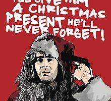 Winthorpe alternative Christmas card by Socialfabrik