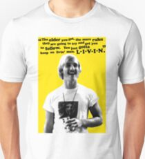 David Wooderson Birthday Card Unisex T-Shirt