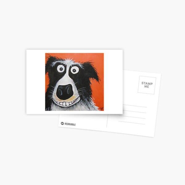 Mr Dog Postcard