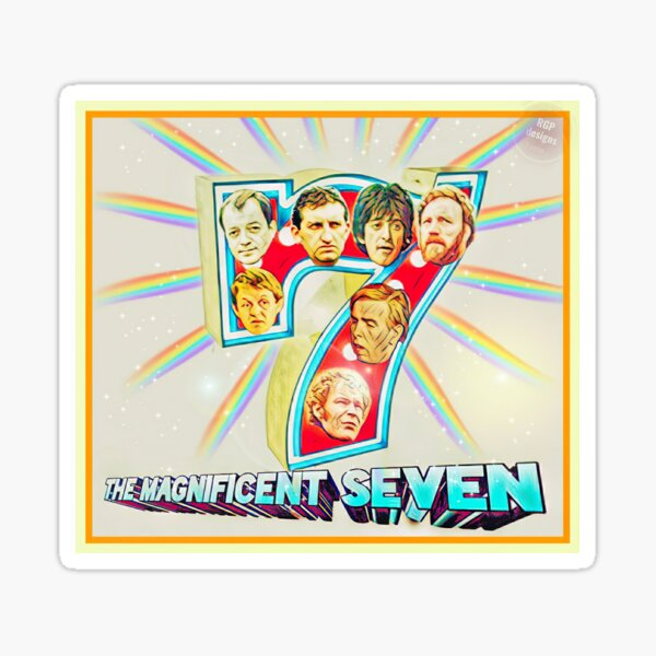 The Magnificent Seven, Pet Sticker