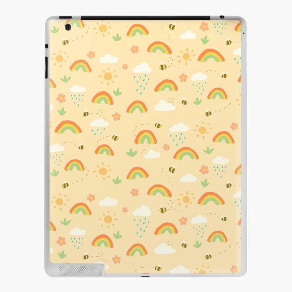Rainbows & Bees iPad Skin