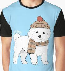 Bichon Freezing! Graphic T-Shirt