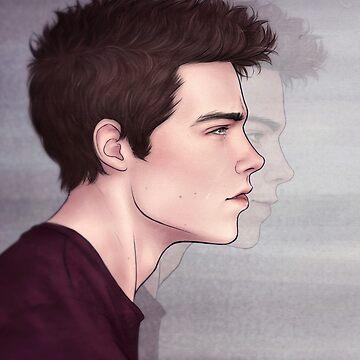 Stiles crying by ribkaDory
