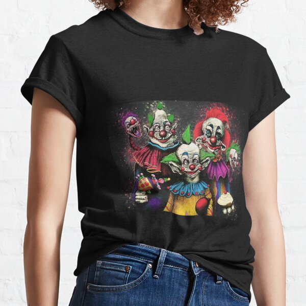 Killer Klowns From Outer Space Classic T-Shirt