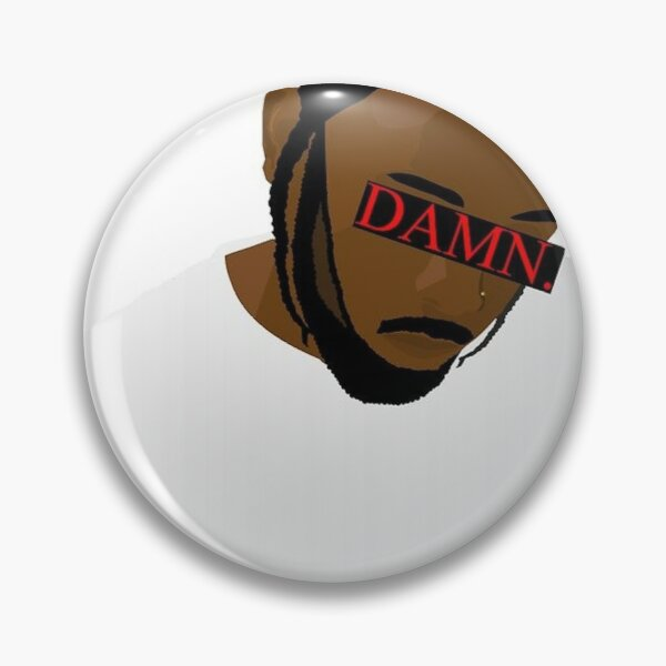 Kendrick Lamar  Pin