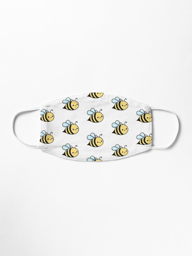 Alternate view of Bee Mask