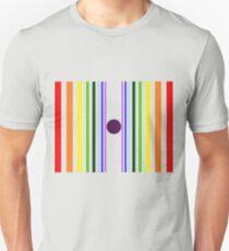Rainbow Doppler Slim Fit T-Shirt