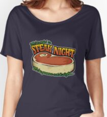 Scrubs - Steak Night Women's Relaxed Fit T-Shirt