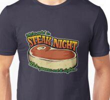 Scrubs - Steak Night Unisex T-Shirt