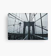 Lienzo Brooklyn in Black & White