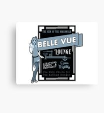 The Belle Vue - A Great Place To Get A Drink Canvas Print