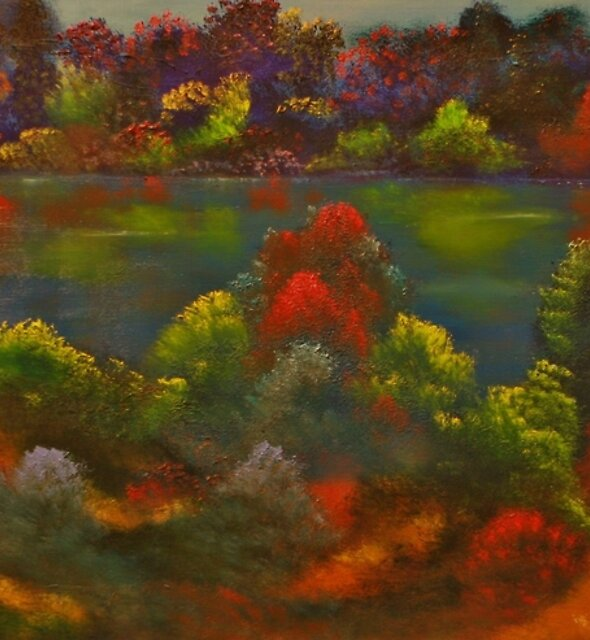 Quechee Lake by David Snider