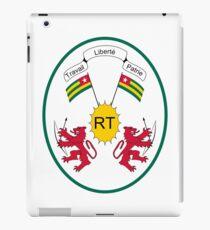 National Emblem of Togo  iPad Case/Skin
